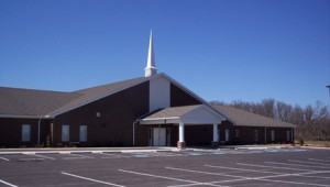 Mt. Pleasant Church of Christ, 2009 building